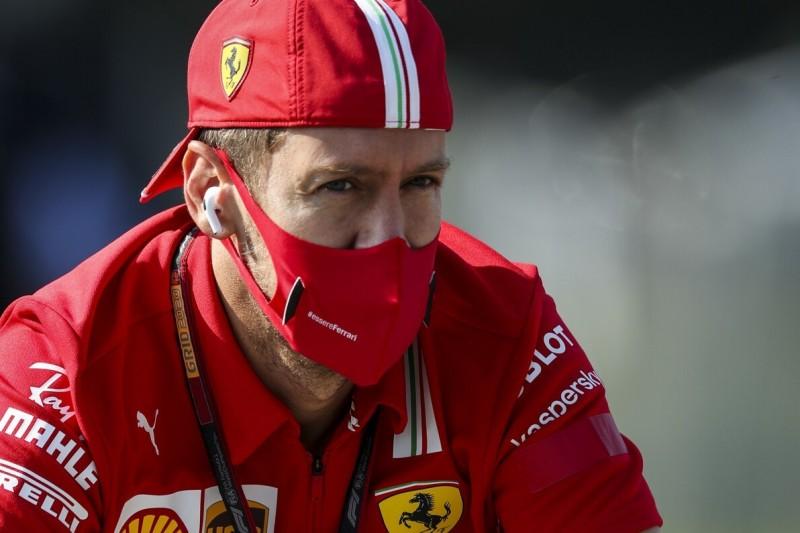 """Sebastian Vettels Monza-Abschied: """"Gut, dass keine Fans da waren"""""""