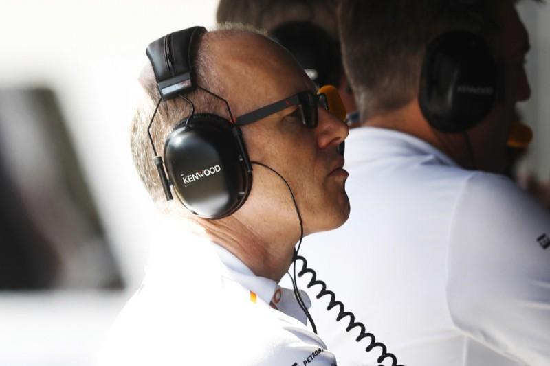 Auch O'Driscoll geht: Williams stellt neuen Formel-1-Teamchef vor