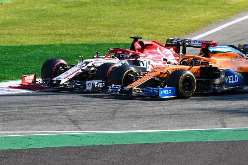 Kimi Räikkönen: Falsche Reifenwahl verhindert bestes Saisonergebnis