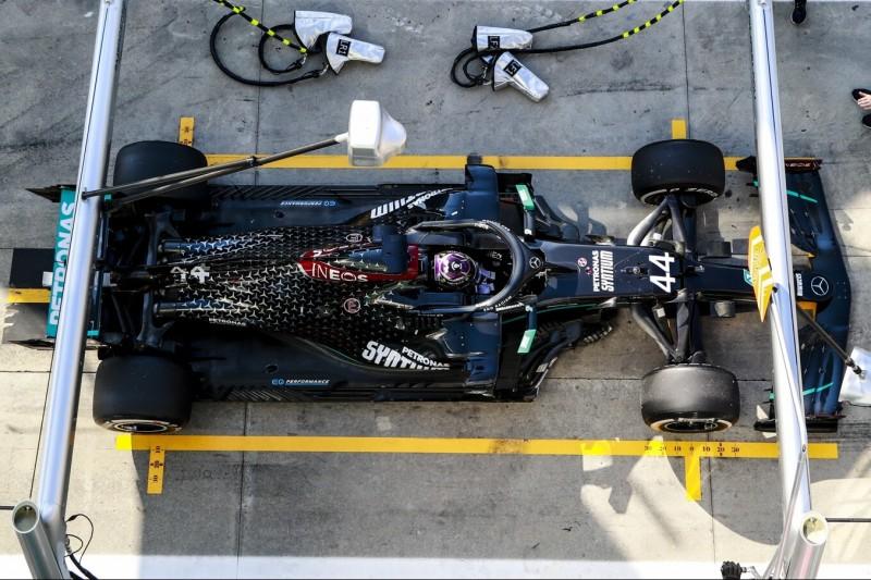 Hamilton-Strafe: Zu hart oder haben er und Mercedes einfach geschlafen?