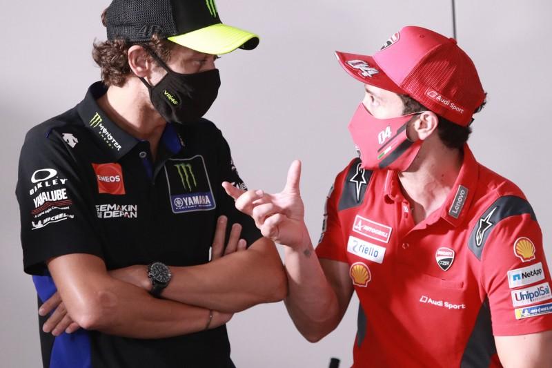Petronas-Yamaha stellt klar: Andrea Dovizioso ist keine Option für 2021