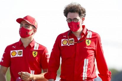 Mattia Binotto bleibt dabei: Ferrari steckt nicht in einer Krise
