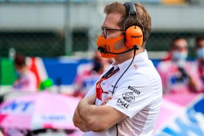 "McLaren selbstbewusst: Waren in Monza ""zweite Kraft"" hinter Mercedes"