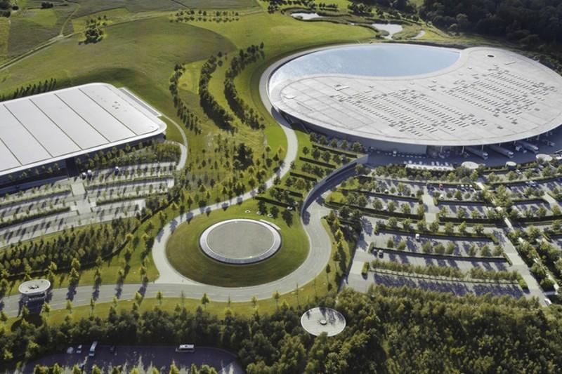 220 Millionen frisches Kapital: McLaren plant Verkauf der Fabrik in Woking
