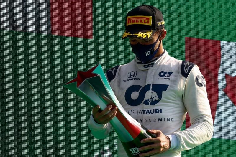 """Gasly auf Vettels Spuren: """"Starke Ergebnisse sollten belohnt werden"""""""