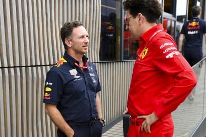 """Christian Horner: """"Fahler Beigeschmack"""" nach FIA-Ferrari-Deal bleibt"""