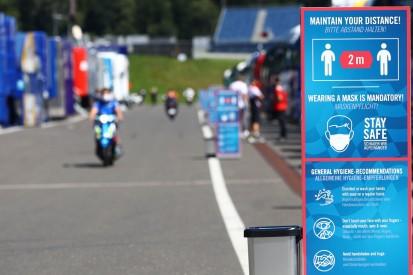 """Unsichtbarer Feind"": MotoGP-Piloten gestehen Angst vor dem Coronavirus"