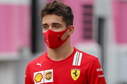 Nach Parabolica-Crash: Leclerc für Mugello hundertprozentig fit