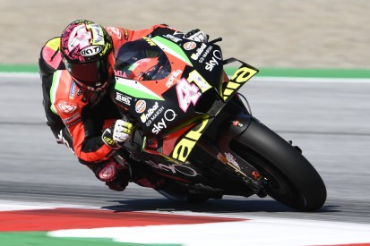MotoGP FT1 Misano: Bestzeit Vinales, beide Aprilia in den Top 5