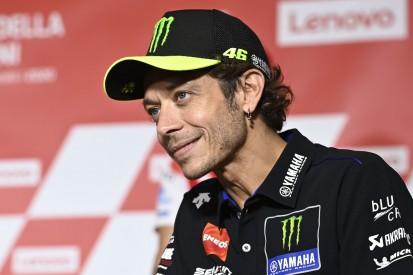 Kein MotoGP-Rennen in Mugello: Valentino Rossi neidisch auf die Formel 1