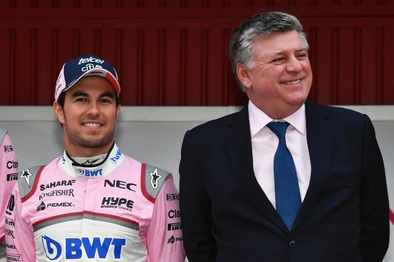 Teamchef widerspricht Fahrer: Perez wusste doch von Vettel-Gesprächen