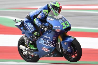 Moto2 FT2 Misano: Bastianini vorn, Schrötter trotz Sturz in den Top 10