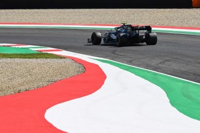 F1 Mugello 2020: Mercedes und Verstappen dominieren den Freitag