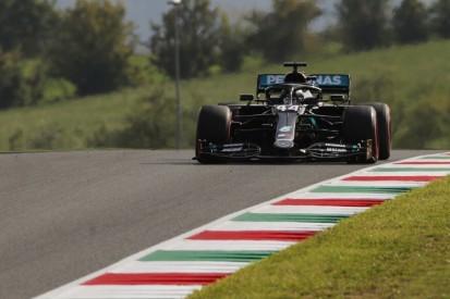 """Lewis Hamilton in Mugello: """"Ich bete, dass die Reifen halten"""""""