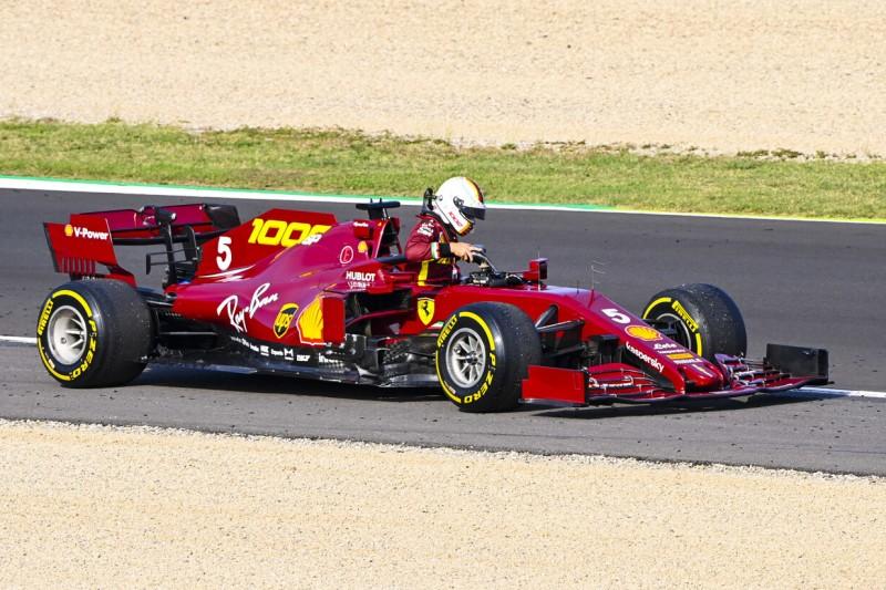 Erst P3, dann Dreher und Defekt: Was ist die Zeit von Ferrari wert?