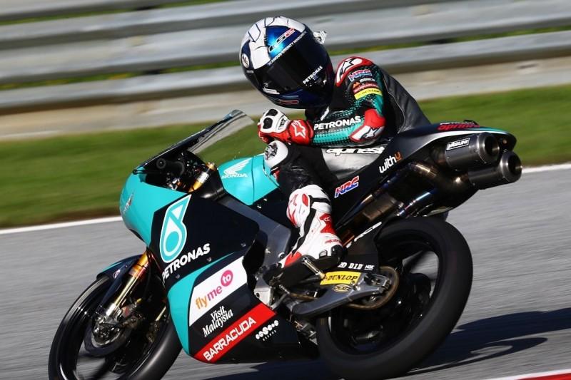 Moto3 FT3 Misano: John McPhee knapp vor Celestino Vietti Schnellster