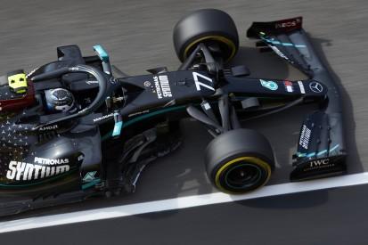 Warum Mercedes die Schuld für Bottas' Pech bei sich selbst sucht