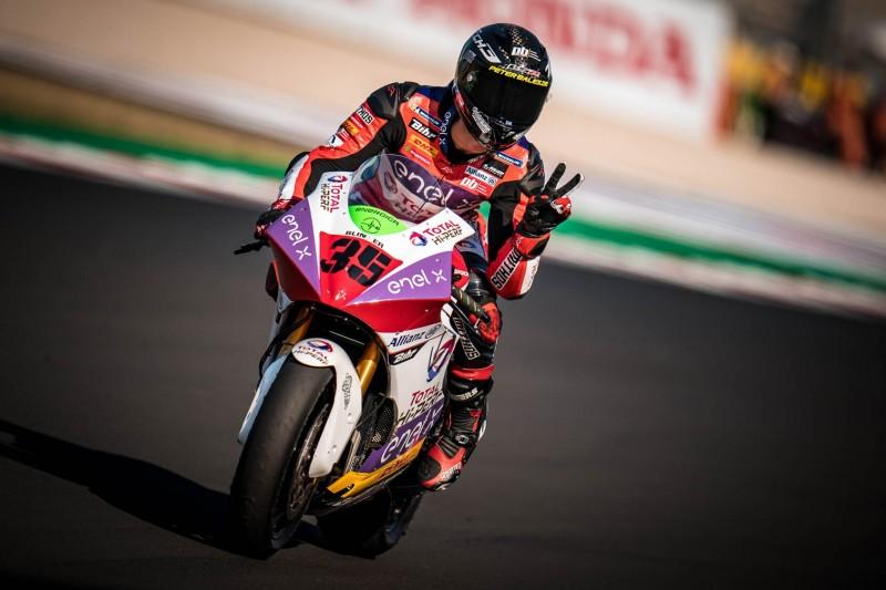 MotoE-Qualifying in Misano: Lukas Tulovic in Startreihe eins