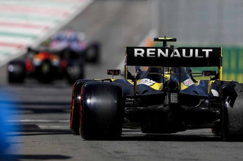 """Renault unter Wert geschlagen: Auto lief bis zu Ocons Fehler """"sehr gut"""""""