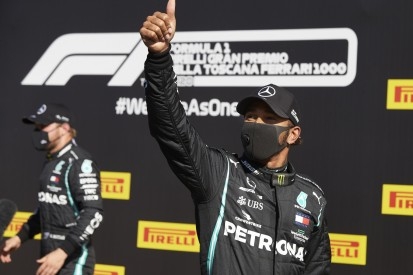 """Lewis Hamilton: So konnte er den """"meilenweit"""" entfernten Bottas knacken"""