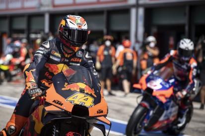 Konzentrationsprobleme und mehr: KTM liegt im Misano-Qualifying zurück