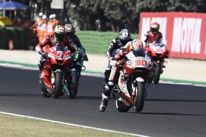 MotoGP Misano: Honda-Pilot Nakagami im Warm-up Schnellster