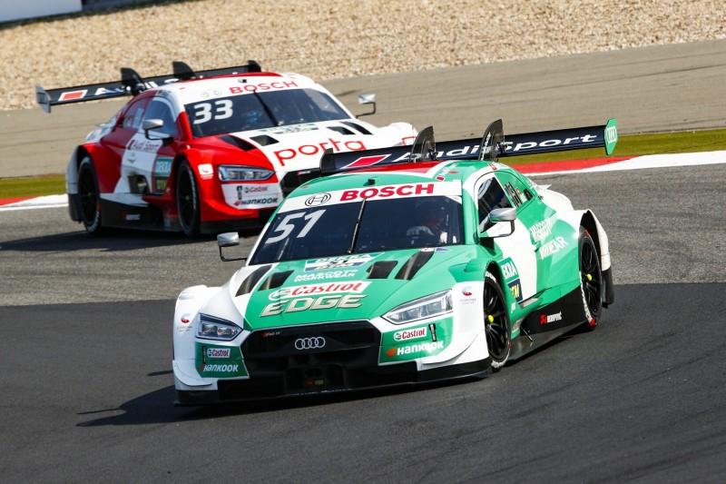 DTM-Qualifying Nürburgring 2: Nächste Pole für Müller