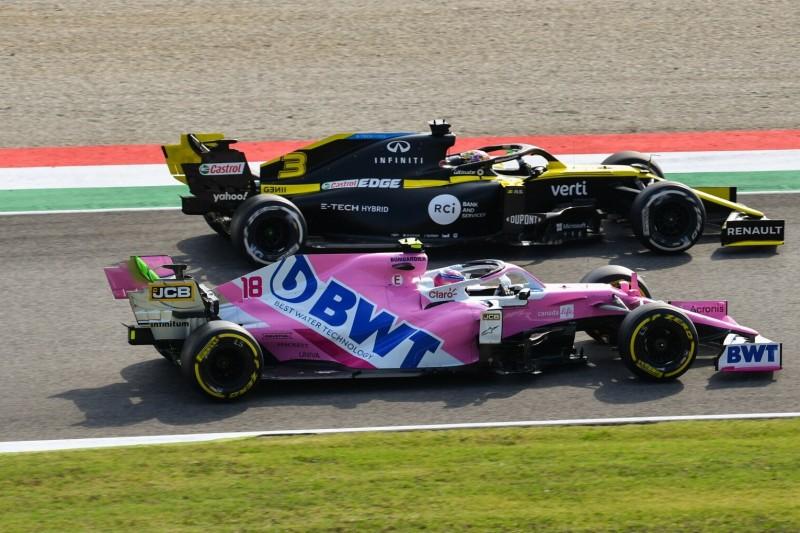 Formel-1-Fahrer: Mugello-Rennen wird doch nicht langweilig!