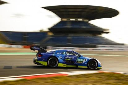DTM-Rennen Nürburgring 2: Frijns siegt, Müllers Motor zu heiß