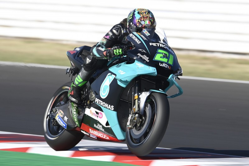 Morbidelli feiert MotoGP-Debütsieg, Rossi scheitert knapp am Misano-Podium