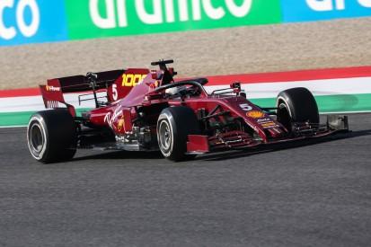 """""""Williams war schneller"""": Vettel quält sich zu einem WM-Punkt"""