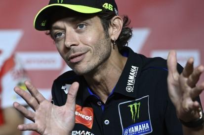 """""""Nur noch zwei Kilometer zu fahren"""" - Rossi trauert Misano-Podium hinterher"""