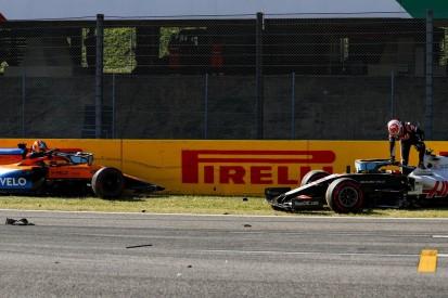 """Carlos Sainz: Dieser Crash war """"richtig angsteinflößend"""""""