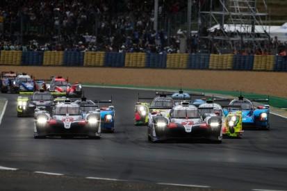 24h Le Mans 2020 live: Das Rennen in der Chronologie