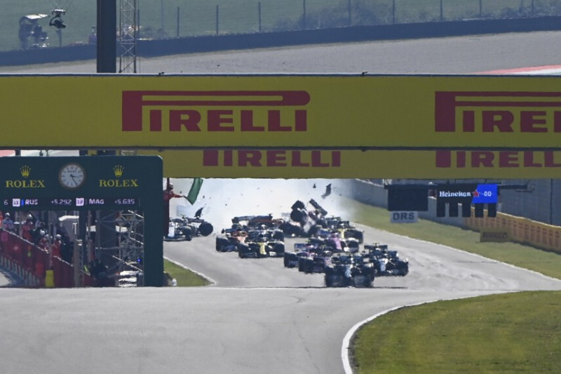 Analyse: Wer hat Schuld am Re-Start-Chaos in Mugello?