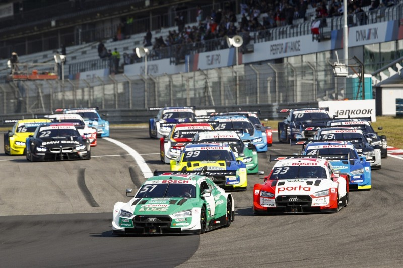 Rekord: Müller gelingt bester Start in Audis DTM-Geschichte