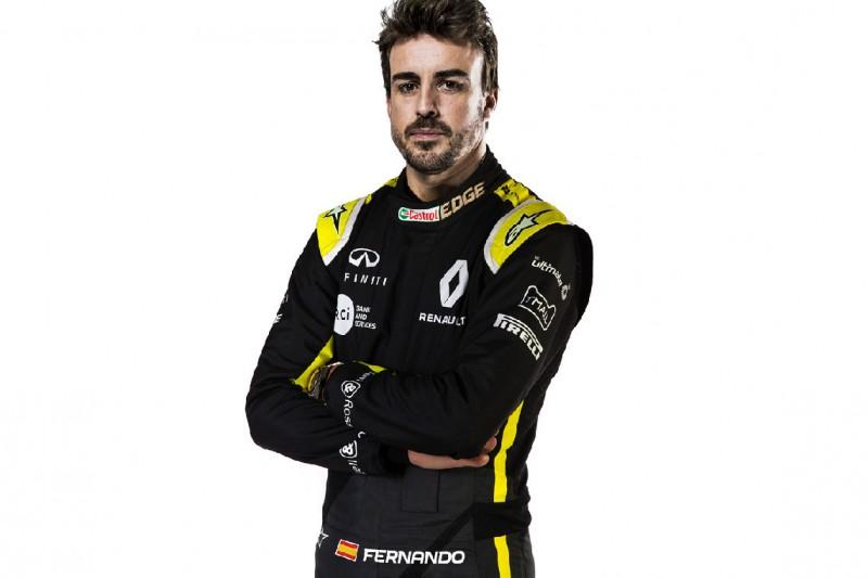 "Renault arbeitet an ""Young-Driver""-Test für Fernando Alonso (39)"