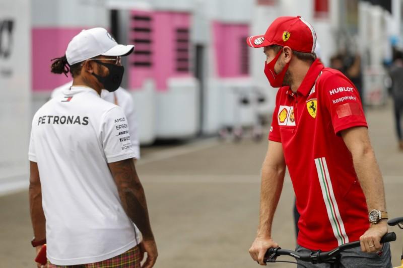 """Sebastian Vettel: Fahrer sind heute """"vereinter"""" als vor drei, vier Jahren"""