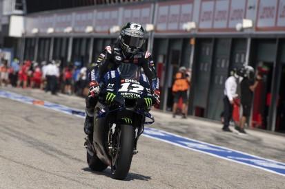 MotoGP-Test Misano: Neuer Yamaha-Auspuff, Bestzeit für Maverick Vinales
