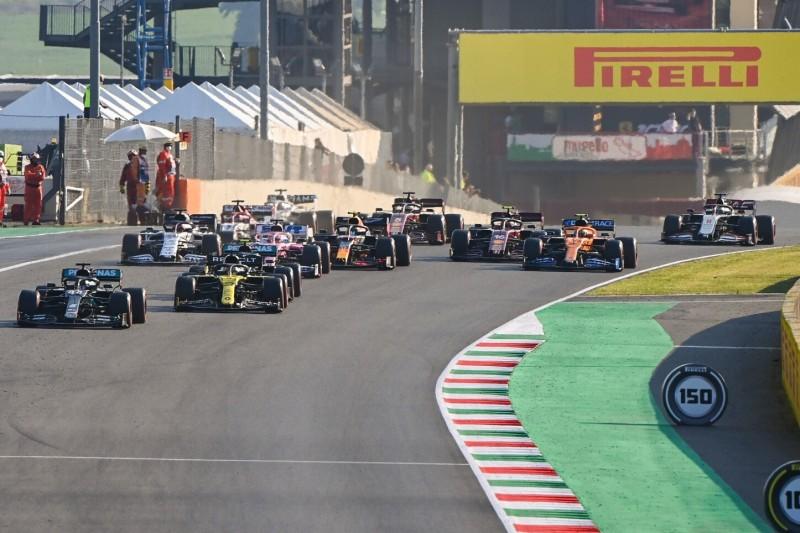 """""""Viel besser als erwartet"""": Piloten wünschen sich F1-Rückkehr nach Mugello"""