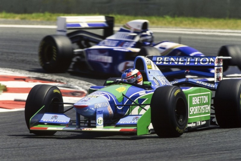 Damon Hill: Benetton war uns strategisch überlegen