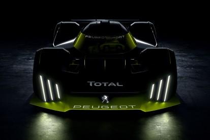 Peugeot präsentiert Le-Mans-Hypercar für WEC 2022