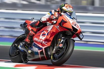 MotoGP FT3 Misano 2: Bagnaia fährt Bestzeit, Dovizioso in Q1