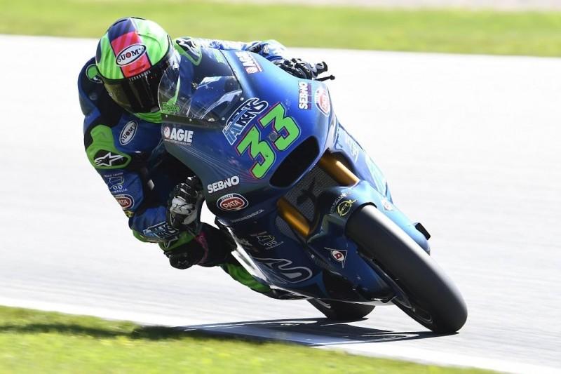 Moto2 FT3 Misano 2: Bastianini schnappt Lowes Platz eins weg