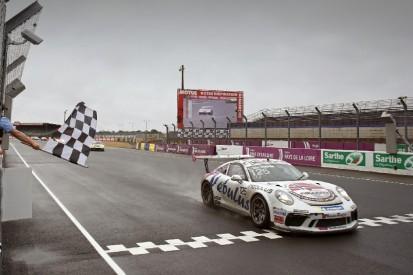 Porsche-Carrera-Cup Le Mans 2020: Sieg für Larry ten Voorde