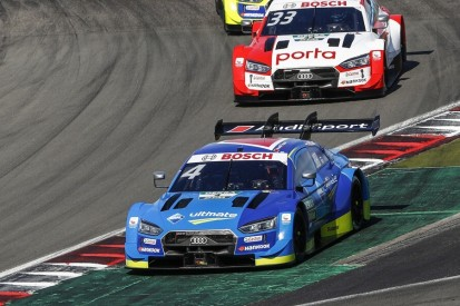 DTM Nürburgring 1: Frijns siegt nach Müller-Drama