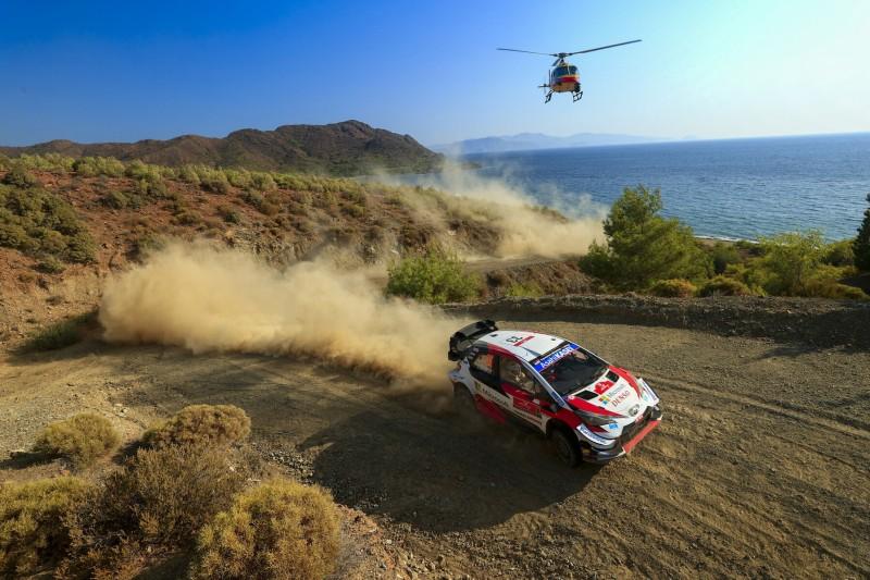 WRC Rallye Türkei 2020: Evans gewinnt nach Favoritensterben!