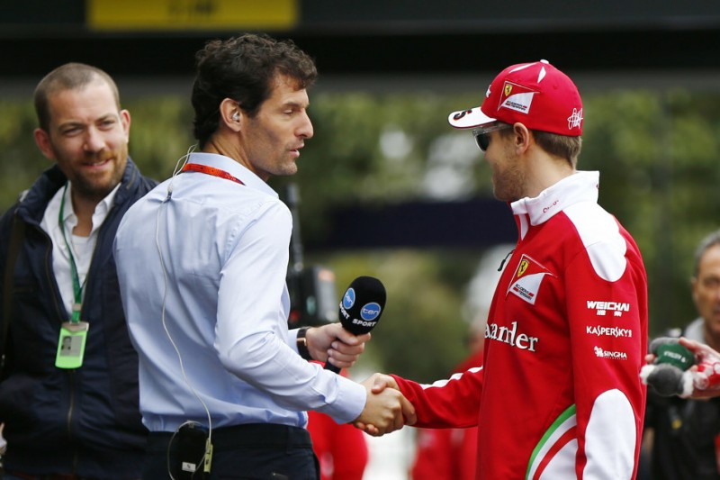 "Mark Webber: Hülkenberg, Perez und Stroll gute Fahrer, ""aber alle kein Vettel"""