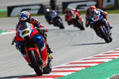 Führungs-Kilometer für Honda: Bautista-Highsider verhindert ersten Sieg