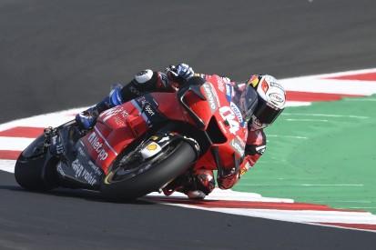 """""""Es ist frustrierend"""": Dovizioso kämpft weiter mit seinem Bremsstil"""